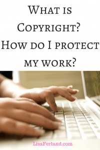 What is Copyright? | Lisa Ferland