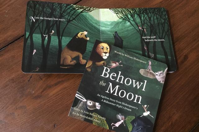 Kickstarter Creator and Self-Published Children's Book Author: Erin Nelsen Parekh