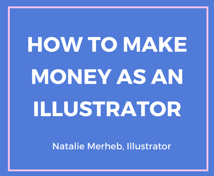 How to Make Money as an Illustrator