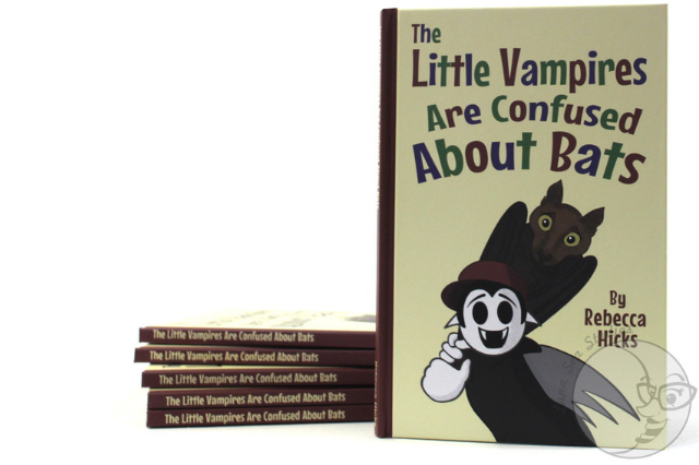 Little Vampires Take Over Kickstarter