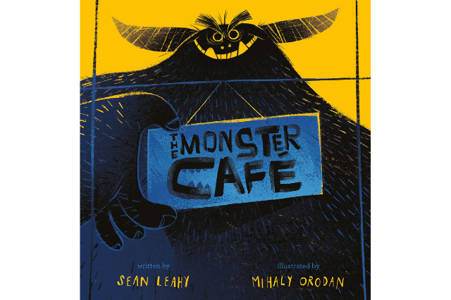 The Monster Café—Unbound's First Illustrated Book