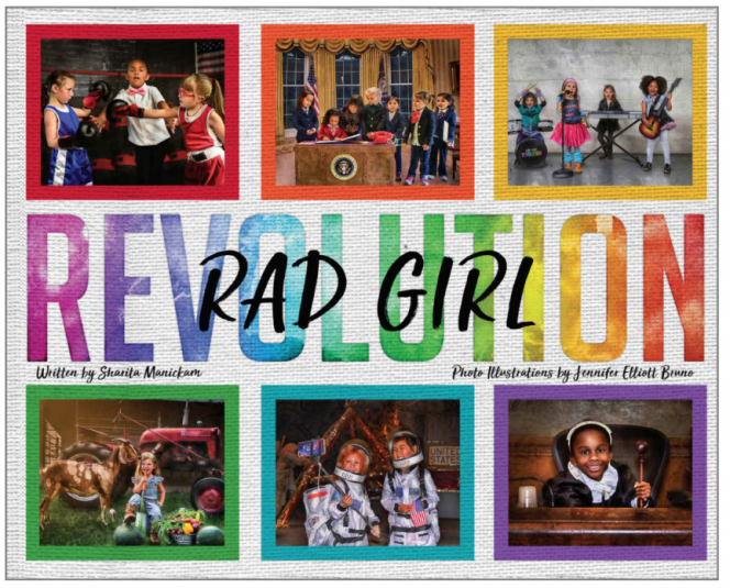 Rad Girls Start a Revolution