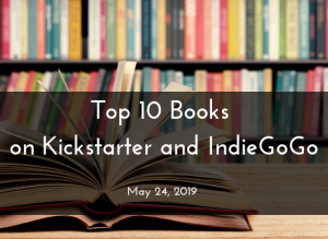 top 10 books on kickstarter and indiegogo