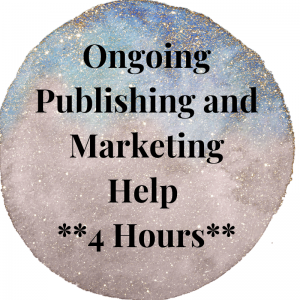 ongoing marketing help 4 hours