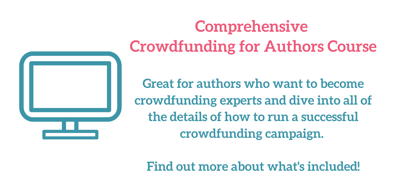 crowdfunding for authors course