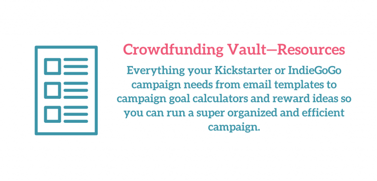 crowdfunding vault resources