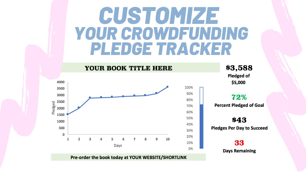 crowdfunding pledge tracker kickstarter indiegogo