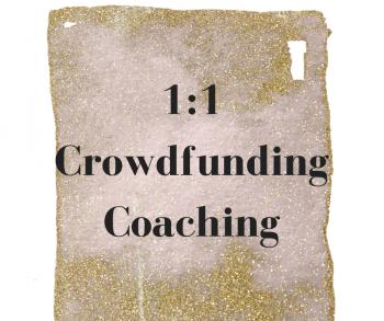 1-1 crowdfunding coaching