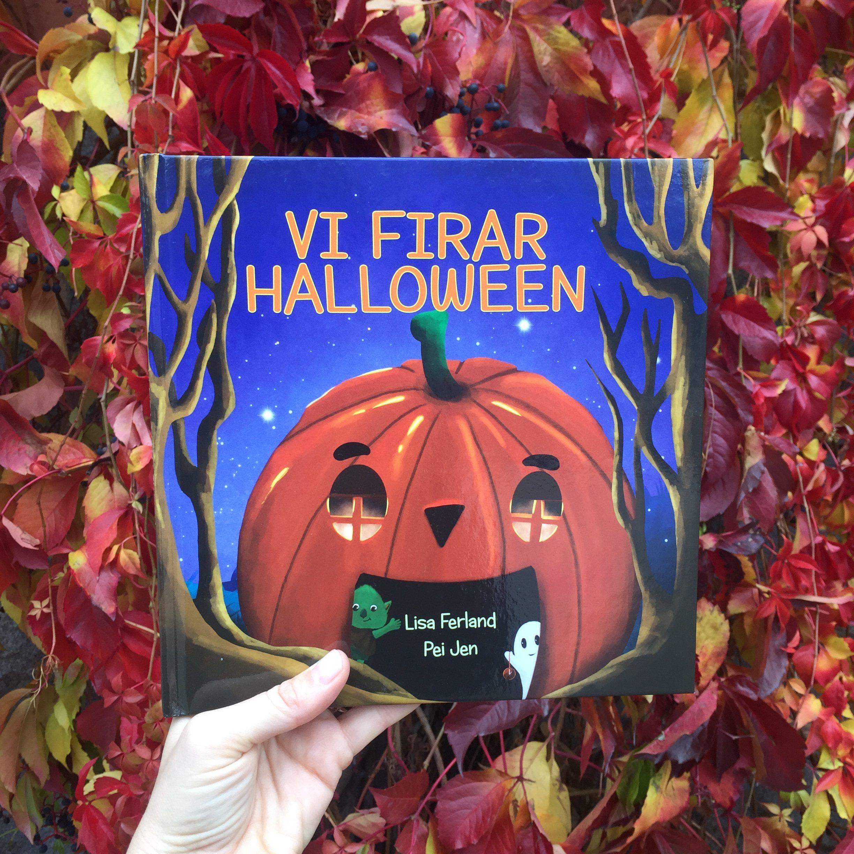 sveriges bästa halloween barnbok