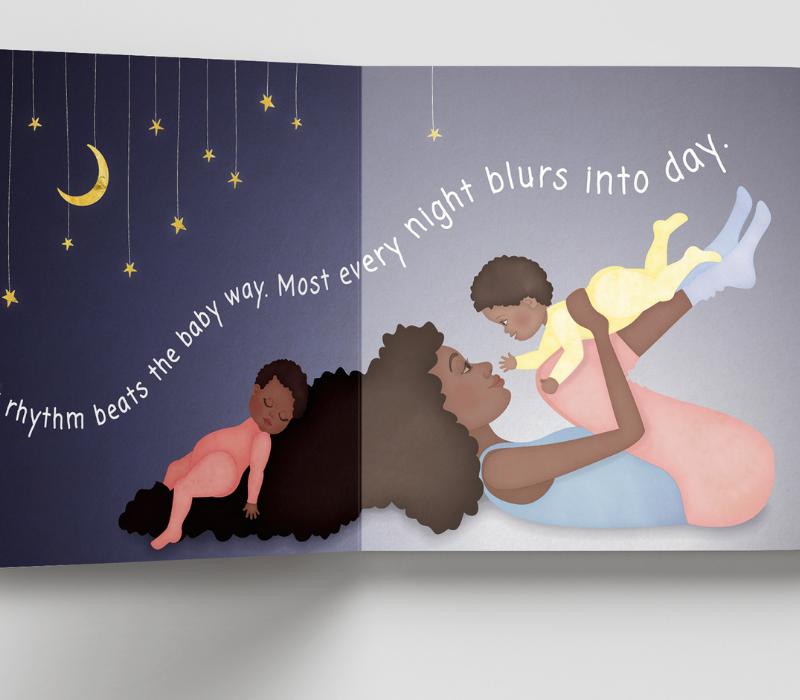 Discover the Magic and Chaos of Motherhood on Kickstarter