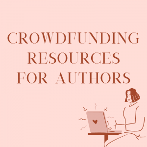 Crowdfunding resources for authors